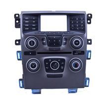 Ford Edge Bezel OEM Console Faceplates - Dash Radio, Heat, A/C Control Panel