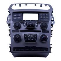 Ford Taurus Bezel OEM Console Faceplates - Dash Radio, Heat, A/C Control Panel