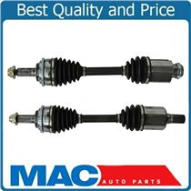 (2) 100% New Front CV Axle Shaft Assembly for 10-12 Fusion 3.5L 07-12 MKZ 3.5L