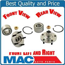 Wheel Hub & Bearing Front Kits 63101K For 99-2003 Lexus RX300 All Wheel Drive