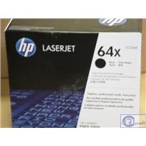 New open Box OEM HP Color LaserJet P4015 P4515 CC364X 64X Black Toner Cartridge