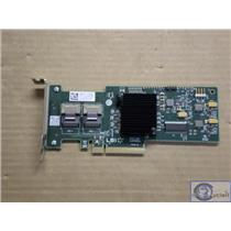 LSI Dell 9210-8i Dual Port Host Bus Adapter 6Gb PCIe Server Low Profile W8J8X