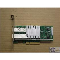 Dell / Intel X520-DA2 Dual Port 10Gbe SFP Network Adapter NIC VFVGR High Profile