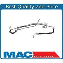 Power Steering Pressure Return Hose Assembly fits 04-06 Sienna All Wheel Drive