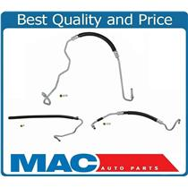 01-06 Silverado 2500HD 6.6L Turbo Diesel Hydroboost Power Steering Hose Kit 3pc