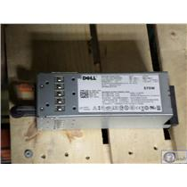 Dell PowerEdge R610/R710 570W Power Supply G0KD5 Refurbished A570P-01