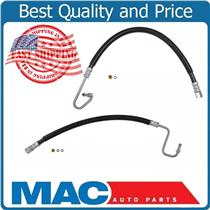 (2) New Power Steering Pressure Hose For 97-02 Ram Pick Up 2500 With Hydroboost