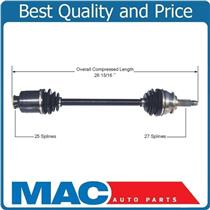 (1) 100% All New CV Axle Shaft FORESTER 98-99 IMPREZA 93-01 LEGACY 90-98 LEGACY