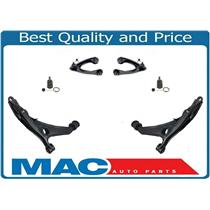 Upper & Lower Control Arm With Ball Joints 6Pc KIT For 96-00 Honda Civic