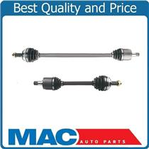 (2) 100% All New CV Shaft Axles for Accord 2.3L 98-02 W/ Automatic Transmission