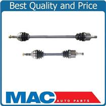 (2) 100% All New CV Axles Shafts for 03-06 Lancer Front Wheel Drive 2.0L