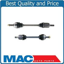 (2) 100% All New FRONT CV Axles Shafts for 97-99 Acura CL 3.0L 95-97 Accord 2.7L