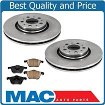 Volvo XC90 With 317MM 12.4 Inch Front Brake Rotors & MD979 Pads Call Customer Ck