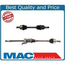 (2) Front CV AXLE SHAFT Fits Mini Cooper 05-07 M/T Natural Aspirated Base Models