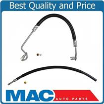 Fits For 2007-2013 Silverado Power Steering Pressure & Return Hose 2Pc Kit