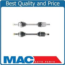 (2) 100% New CV Drive Axle Shaft For 90-1993 Accord With Manual Transmission
