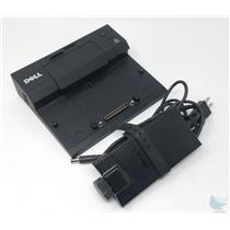 Dell PW380 PR03X Docking Station w/ AC Adapter PA-4E Family