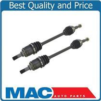 (2) New 100% Left Right REAR CV Drive Axle Shafts For 06-12 Rav4 2.4L 2.5L 3.5L