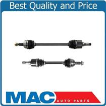 (2) New 100% Left Right REAR CV Drive Axle Shafts For 2005-2006 Equinox AWD