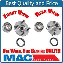 (1) 100% New Front Wheel Hub & Bearing Repair Kit Fits For 1988-2002 Corolla