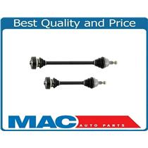 (2) For 2006-2010 VW Beetle 2.5L W/ Manual Trans 100% New CV Drive Axle Shafts