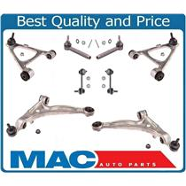 Upper & Lower Control Arm W/ BJ Tie Rods Sway Bar Links For 06-15 MX5 Miata