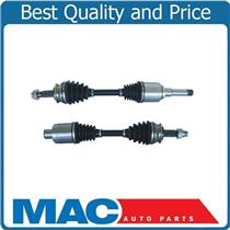 (2) 100% New Complete CV Axle Shafts for 12-14 Sonic 1.4L With Automatic Trans