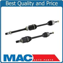 (2) 100% New Complete CV Axle Shafts for 02-06 Camry LE 2.4L 04-08 Solara 2.4L