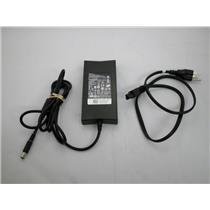Dell 130W 19.5V 6.7A AC Adapter VJCH5 662JT LA130PM121 DA130PE1