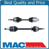 (2) 100% New CV Drive Axle Shaft  Brand New Premium Quality Torque Tested AXOD-E