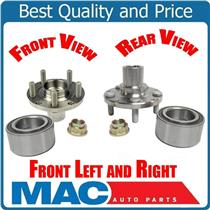 Wheel Hub & Bearing Kit fits For 98-02 Subaru Forster With 4 Wheel ABS Brakes