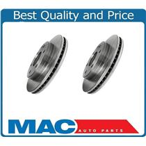 (2) 6 Stud 12 Inch Front Disc Brake Rotor for Chevrolet GMC Truck 99-08