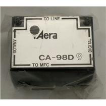 Brand New Aera Mass Flow Controller Adapter CA-98D9 Analog Digital D-SUB Adapter
