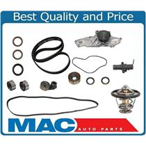 Acura MDX RL TL Honda Odyssey Pilot Ridgeline Accord Water Pump Timing Belt Kit
