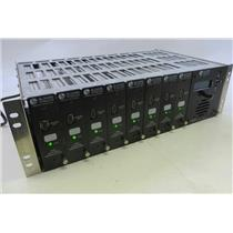 Blonder Tongue AQD-PCM Power / Control Module W/ ATSC / QAM Demodulator Modules