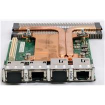 Dell Intel X540 Base-T2 Quad Port 2x 10GB 2x 1GB RJ-45 Daughter Card 99GTM NIC