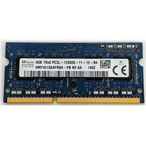 Hynix HMT451S6AFR8A-PB 4GB PC3L-12800S DDR3-1600 non-ECC Unbuffered Laptop RAM