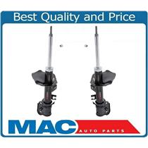 (2) Front Bare Struts For 99-01 Nissan Pathfinder 98-01 Infiniti QX4