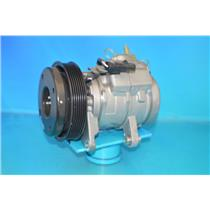 AC Compressor fits Aspen Durango Commander Touareg (1 Year W) NEW OEM 157337