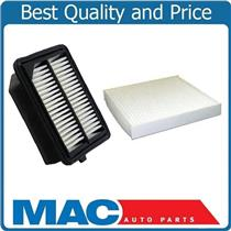 100% New Cabin Air Filter & Engine Air Filter for 2014-2017 Accord Hybrid 2.0L
