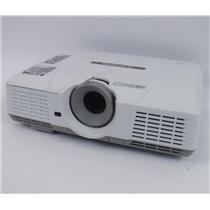 Mitsubishi XD500U Standard Throw DLP Projector with 1595 Total Lamp Hours