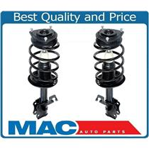 (2) Front Complete Coil Springs Struts For 07-12 Nissan Sentra 2.0 W/ Automatic