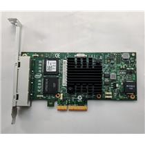 Dell Intel i350-T4 Quad-port 1Gb Network Ethernet Card PCI-E High Profile THGMP