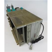 Cambridge SEM Microscope 700024 Internal Control Board Assembly Cards W/ Rack