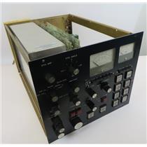 Cambridge SEM Type 700024 Console - Optics / Vacuum /  Power Assembly - UNTESTED