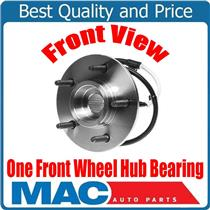 (1) 100% New Front Wheel Bearing Hub Assembly for 4 Wheel Drive 97-99 Expedition