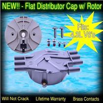 NEW Mercruiser Heavy Duty 4.3L V6 HVS Distributor Cap & Rotor 898253T23