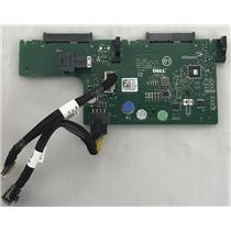 "Dell Poweredge R730xd 2x 2.5"" SFF Rear Backplane 2.5"" for R730xd NHDXG"