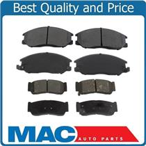 100% New Ceramic Front & Rear Brake Pads for KIA SORENTO 2003-2009