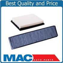 100% New Cabin & Air filter 2PC Mini Cooper With Automatic Transmission 02-06